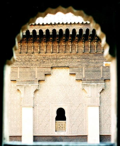 Marrakech - Medersa